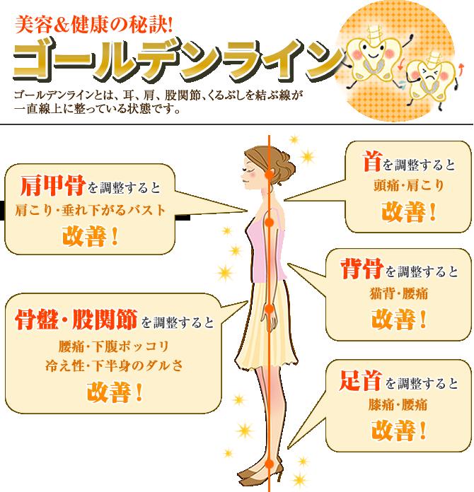 宝塚市の仁川駅近くにあるNAKAGAWA整骨院の骨盤矯正