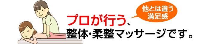 宝塚市 仁川駅 NAKAGAWA整骨院 他とは違うプロがおこなう整体